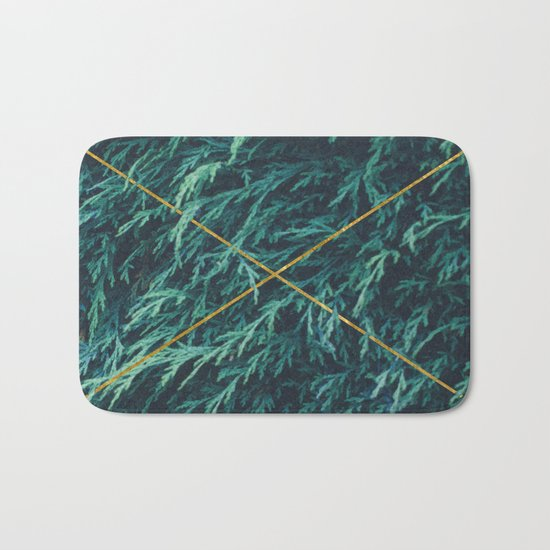 Restricted Reality #society6 Bath Mat