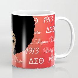 Delta Sigma Theta Coffee Mug