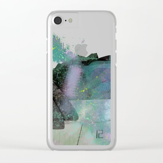 12 Clear iPhone Case