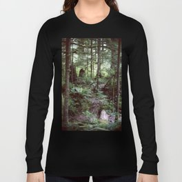 Vancouver Island Rainforest Long Sleeve T-shirt