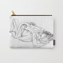 Let's stay like this Carry-All Pouch