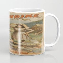 Vintage poster - Heart of the Klondike Coffee Mug