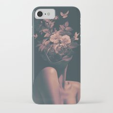 Dead Flowers iPhone 7 Slim Case