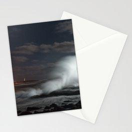 Moonlit Spray Stationery Cards