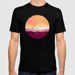 Scarlet Desert T-shirt