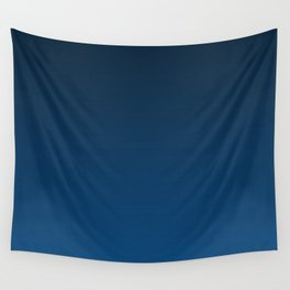 Shades of PANTONE Classic Blue Color Of The Year 2020 Wall Tapestry