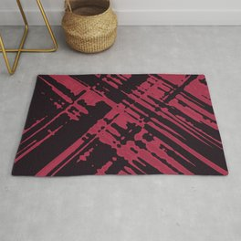 Anemoi (red) Rug