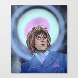 King of the Mods Canvas Print