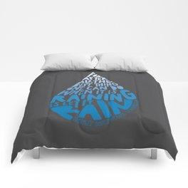 Let It Rain Comforters