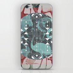 Eumaniraptora iPhone & iPod Skin