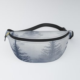 Foggy Forest 2 Fanny Pack