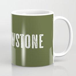 Deer: Yellowstone Coffee Mug