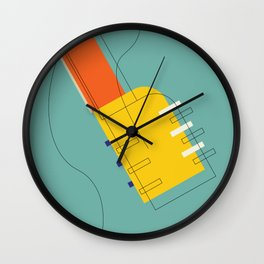 One last song. Wall Clock