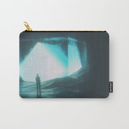 Tesseract Carry-All Pouch