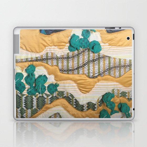 Deserted Stormscape Laptop & iPad Skin