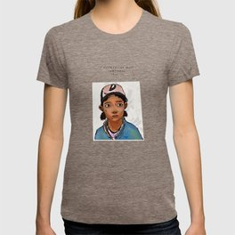 Clementine will remember that T-shirt