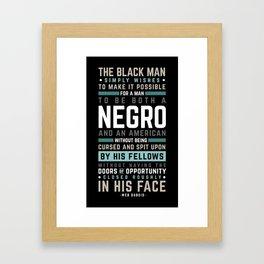 Fully American Framed Art Print