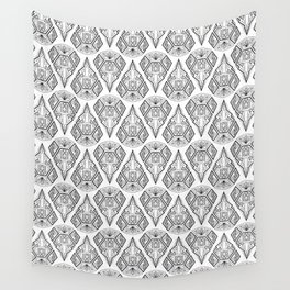 Art Deco, Arabica 2 Wall Tapestry