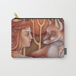Untamed - an ode to autumn Carry-All Pouch