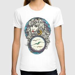 The 3 Birds of Rhiannon T-shirt