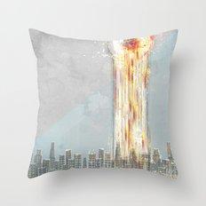 Surge Throw Pillow