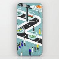 sushi iPhone & iPod Skins featuring Sushi by Alexey Khamkin