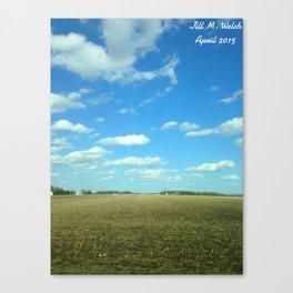 Ohio Countryside  Canvas Print