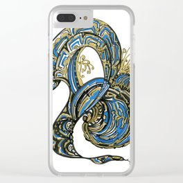 Helm - Victory Clear iPhone Case