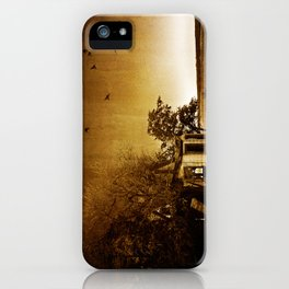 Abandoned Home  iPhone Case