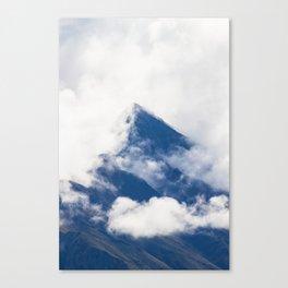 Mystic Mountain Canvas Print