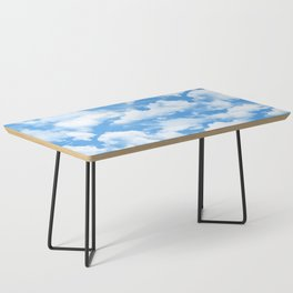 Sky's the limit. Coffee Table