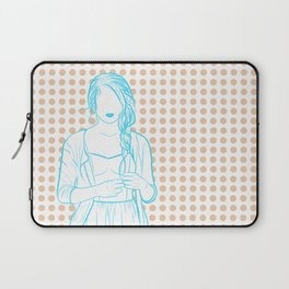 everything was blue Laptop Sleeve