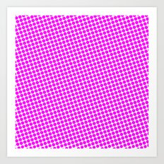 PINK DOT - SMALL - Art Print