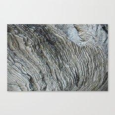Rock Formation Canvas Print