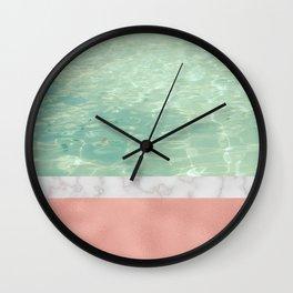 Dip II Wall Clock
