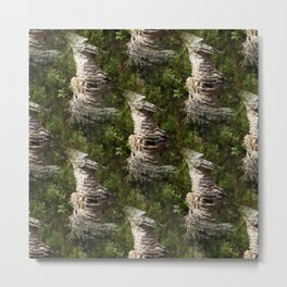 Natural artwork of the forest Metal Print