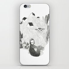 Tales from the sea iPhone & iPod Skin