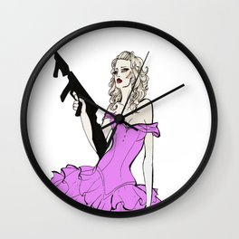 Ivanka  Wall Clock
