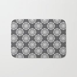 Kitchen cutlery dark circles Bath Mat