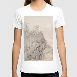 White Crane Mountain T-shirt