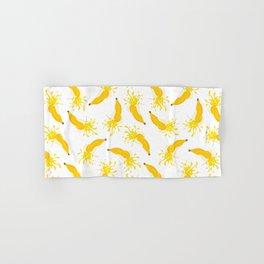 Splash of banana juice Hand & Bath Towel