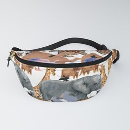 The Zoo Fanny Pack