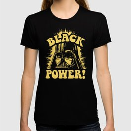 Black Power design by mancinasART! T-shirt