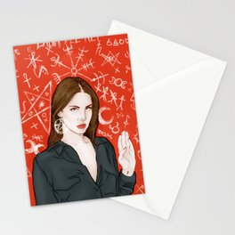 Lana Del Wicked Stationery Cards