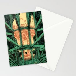 In Absence of Men Stationery Cards