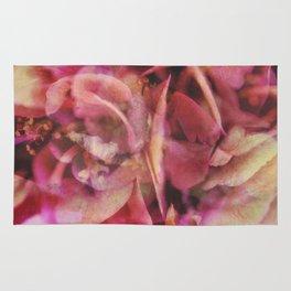 Pink petals Rug