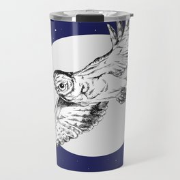 Athena Owl Travel Mug