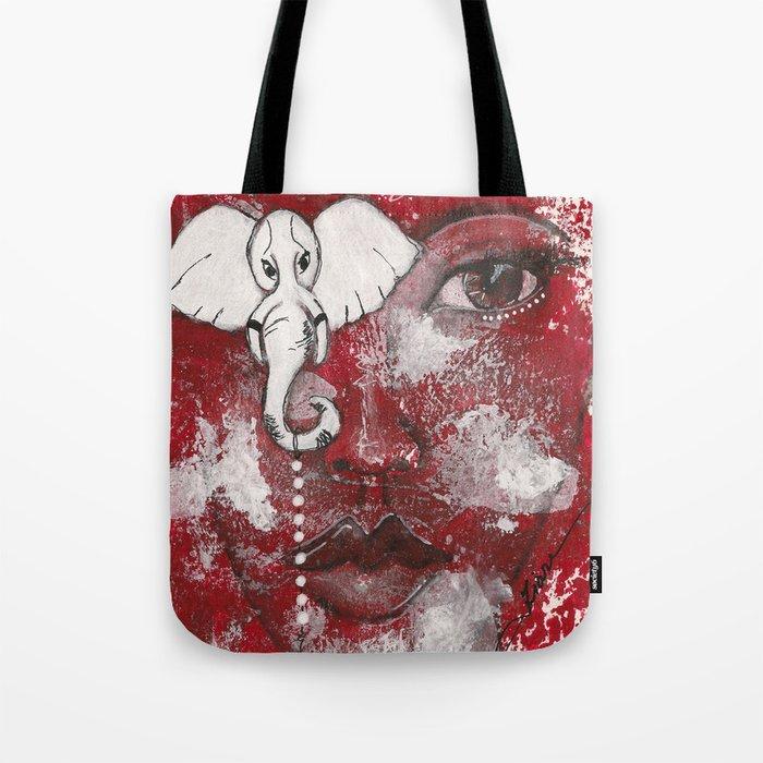Come Thru Diva Tote Bag