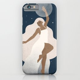 anatomy of a shooting star iPhone Case