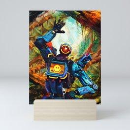 Colorful Scout Mini Art Print